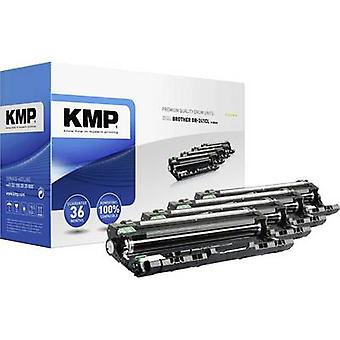 KMP Drum replaced Brother DR-241CL, DR241CL Compatible Black, Cyan, Magenta, Yellow 15000 pages B-DR26V