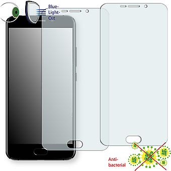 UMi plus E screen protector - Disagu ClearScreen protector (deliberately smaller than the display, as this is arched)