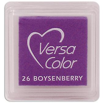 VersaColor Pigment Mini Ink Pad-Boysenberry