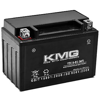 KTM 400 RXC LC4 1996-2001 YTX9-BS Sealed Maintenace Free Battery High Performance 12V SMF OEM Replacement Maintenance Free Powersport Motorcycle ATV Scooter Snowmobile KMG