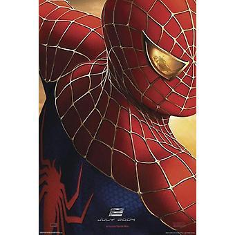 Spider-man 2 poster Vorankündigung poster (close up) giant poster