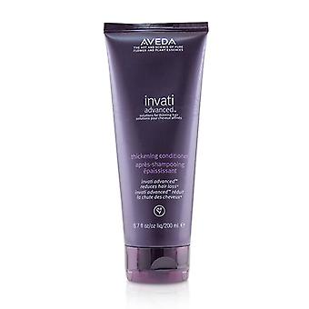 Aveda Invati Advanced Thickening Conditioner - Solutions For Thinning Hair Reduces Hair Loss - 200ml/6.7oz