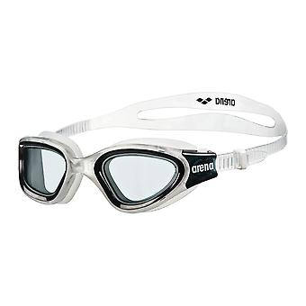Arena Envision Adult Swimming Goggle- Clear Lens - Clear/Black