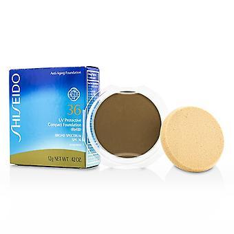 Shiseido UV Protective Compact Foundation SPF 36 Refill - # SP70 Dark Ivory - 12g/0.42oz