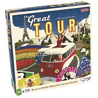 Taktik den store Tour brætspil