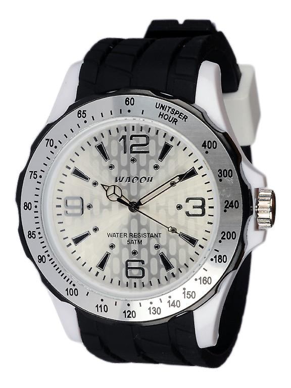 Waooh - Watch Silicone Spole Position Gpm48 Inspired From Monaco Grand Prix