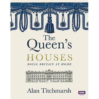 Dronningens huse af Alan Titchmarsh - 9781849902175 bog