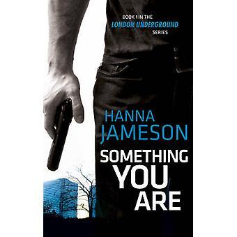 Etwas sind Sie von Hanna Jameson - 9781908800213 Buch