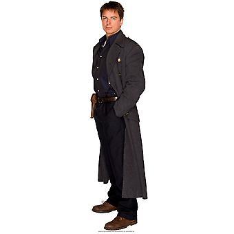 Capitaine Jack Harkness (John Barrowman) Torchwood Lifesize Découpage cartonné / Standee