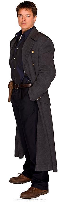 Captain Jack Harkness (John Barrowman) Torchwood Lifesize karton gestanst / Standee