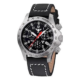 KHS watches mens watch platoon chronograph LDR KHS. PCLDR. LBB