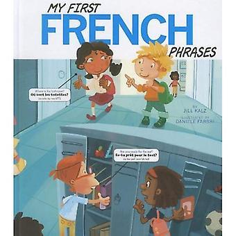Meine erste französische Phrasen (sprechen eine andere Sprache)