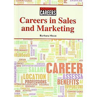 Careers in Sales and Marketing (Exploring Careers)