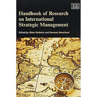 Manuale di ricerca sul Management strategico internazionale (riferimento originale Elgar)