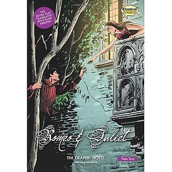 Romeo and Juliet the Graphic Novel: Plain Text: US English