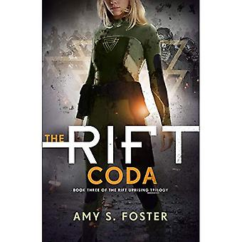 Rift Coda (The Rift opprøret trilogien, boken 3) (The Rift opprøret trilogien)