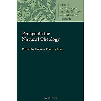 Prospects for Natural Theology (Studies in Philosophy and the History of Philosophy)