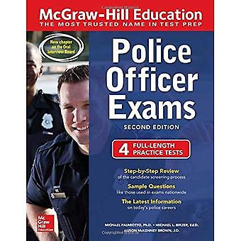 McGraw-Hill Education Police� Officer Exams, Second Edition
