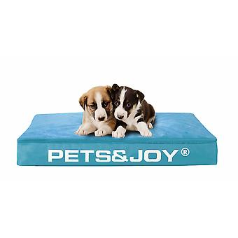 Sit&Joy Dog Bed Medium Zitzak - Blauw