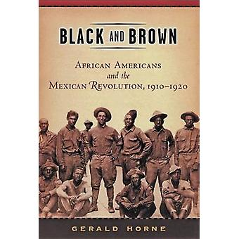 Black and Brown by Horne & Gerald