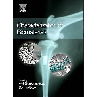Karakterisering av biomaterial av Bandhyopadhya & Amit