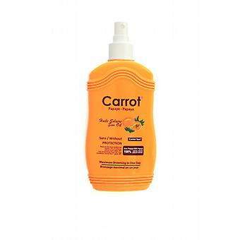 Carrot Sun® Tan Accelerator Papaya Spray 200ml