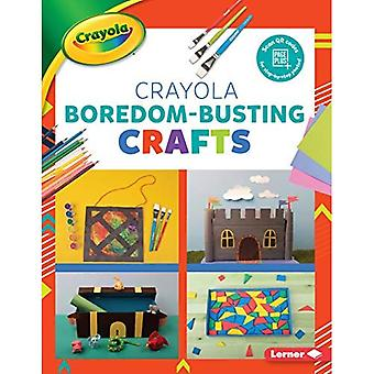 Crayola (R) Boredom-Busting Crafts (Colorful Crayola (R) Crafts)