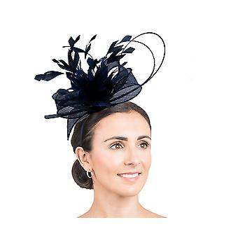 Hawkins Collection Womens/Ladies Feather Fascinator