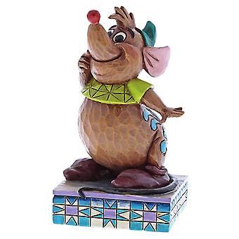 Figurita de las tradiciones de Disney Gus ' amigo de Cenicienta '