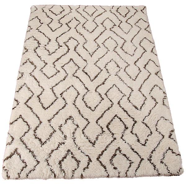 Rugs -Galway Ivory   Chocolate - GLW03
