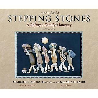 Stepping Stones - A Refugee Family's Journey by Margriet Ruurs - Falah