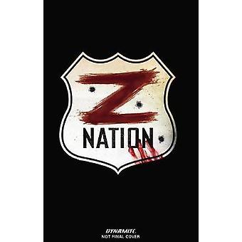 Z Nation - Sea of Death - Vol. 1 by Craig Engler - 9781524104542 Book