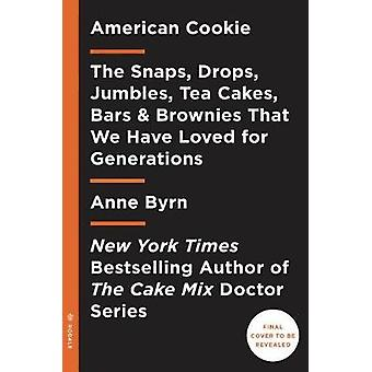 American Cookie by American Cookie - 9781623365455 Book