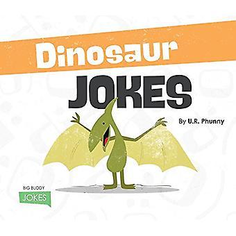 Dinosaur Jokes by U R Phunny - 9781680785111 Book