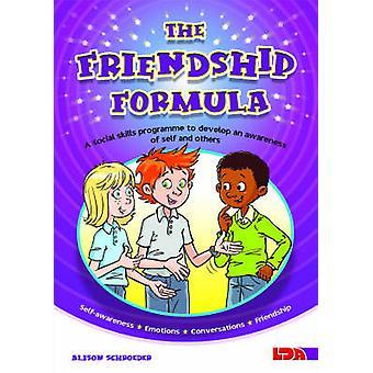 The Friendship Formula by Alison Schroeder - 9781855034471 Book