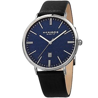 Akribos XXIV Men's Watch AK935SSBU
