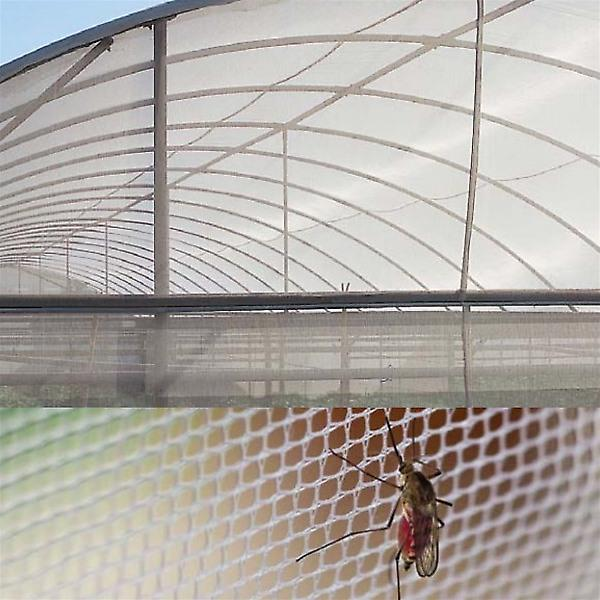 Woven Anti-Insect 6 x 6 Net - 3m x 100m