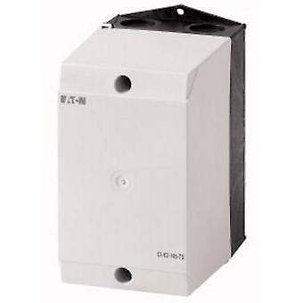 Kabinet til skinne montering (b x H x D) 100 x 160 x 145 mm grå-hvid (RAL 7035), sort (RAL 9005) Eaton CI-K2-145-TS 1 pc (er)