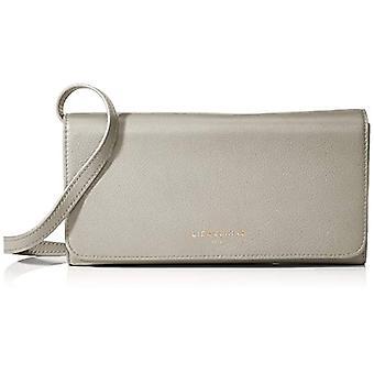 Liebeskind Berlin BASAMANW8 BASIC Grey Women's Bag (Grey (hyène grey 9049)) 5x12x23 cm (B x H x T)