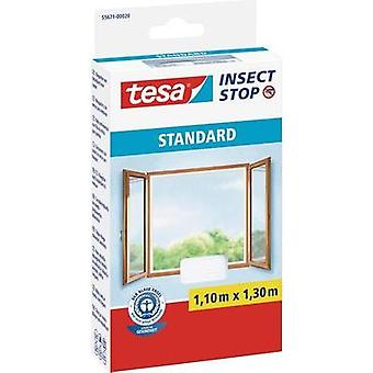 Fly screen TESA Insect Stop Standard (L x W) 1100 mm x 1300 mm White 1 pc(s)