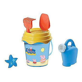 Mondo Peppa Pig Set Smooth + Shower Cube. Italy