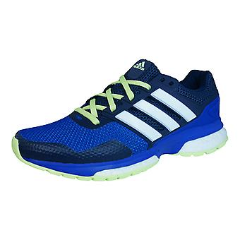 adidas Response Boost 2 Womens Running Trainers / Shoes - Blue