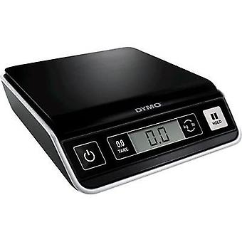 Letter scales DYMO Weight range 2 kg Readability 1 g Black