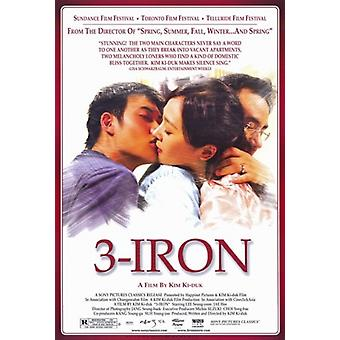 Locandina del film ferro 3 (11 x 17)