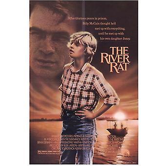 River Rat filmaffischen (11 x 17)