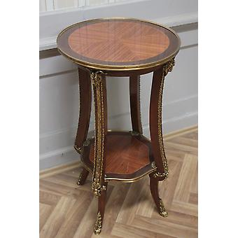 baroque table antique style  side table louis pre victorian MoTa0943