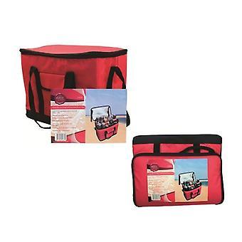 30l Cool Bag isolierte Kühler Kiste mit Schulter Gurt Outdoor Picknick Camping