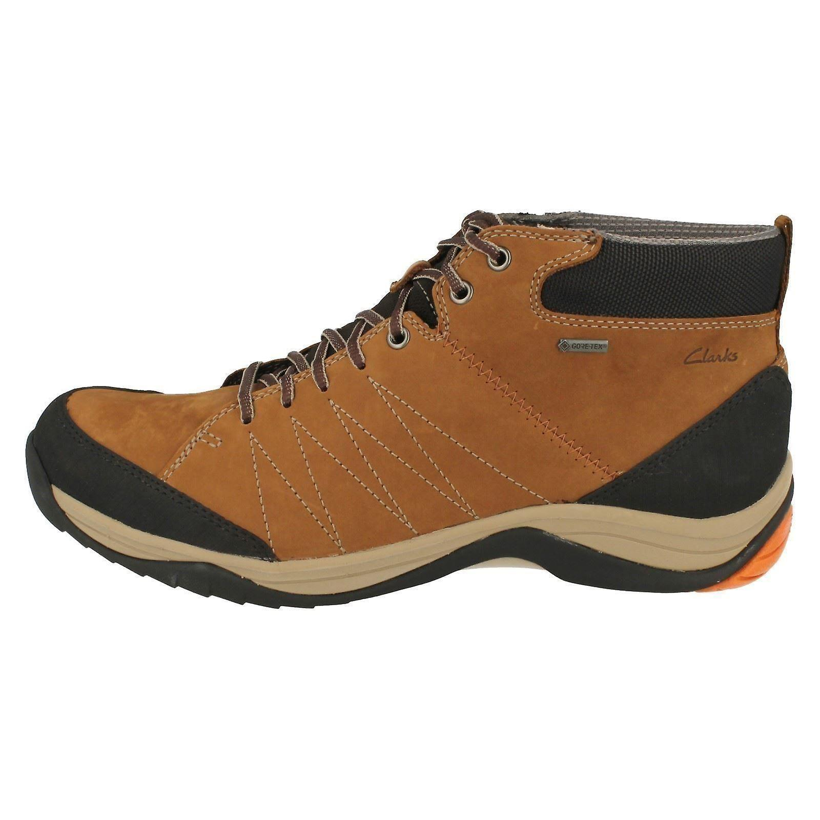 GTX Clarks Ankle Lightweight Boots Mens Baystoneup pXaUxqxdw