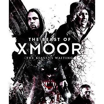 Odjuret av Xmoor (Aka X Moor) [Blu-ray] USA import
