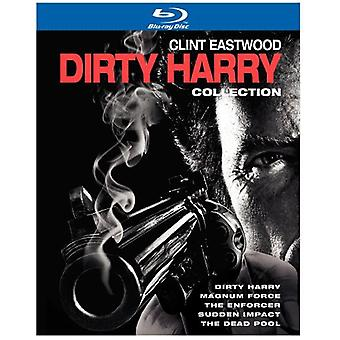 Clint Eastwood - Dirty Harry Collection [BLU-RAY] USA import